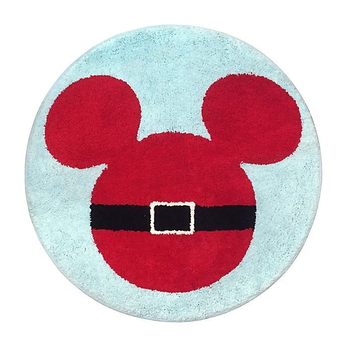 Alternate image 1 for Disney® Holiday Bath Rug Collection