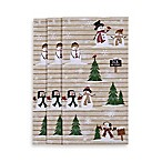 Snow Friends 20-Count Paper Guest Towels