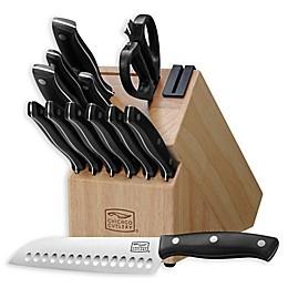 Chicago Cutlery® 13-Piece Ellsworth Knife Block Set
