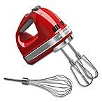 KitchenAid® 7-Speed Hand Mixer in Empire Red