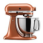 KitchenAid® Artisan® 5 qt. Stand Mixer in Copper Pearl