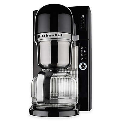 KitchenAid® 8-Cup Pour Over Coffee Brewer in Black Onyx