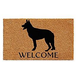 Calloway Mills German Shepherd Welcome 24\