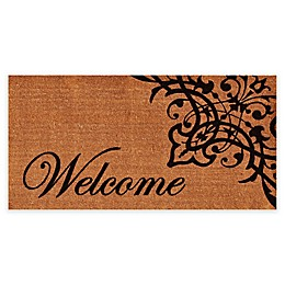 Calloway Mills Scroll Welcome 36\