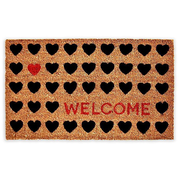 Alternate image 1 for Calloway Mills Heart Welcome  17\