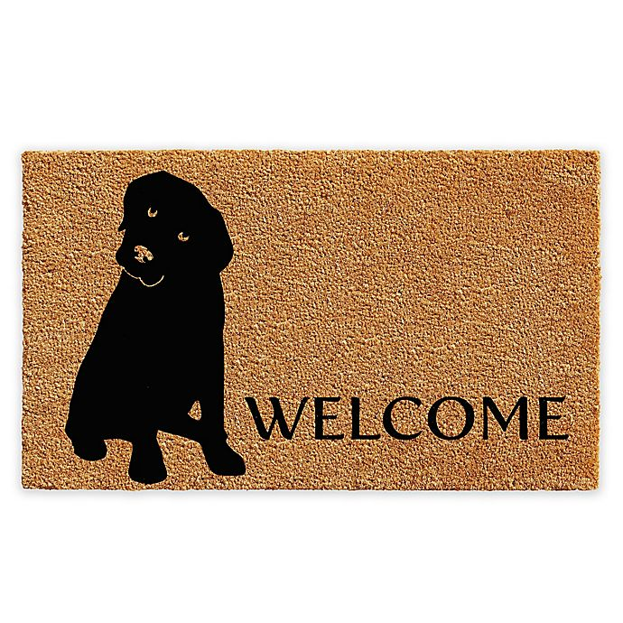 Alternate image 1 for Calloway Mills Labrador Welcome 24\