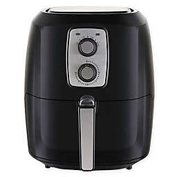 Emerald 1805 5.2-Liter Air Fryer in Black