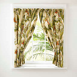 Tommy Bahama® Palmiers Window Curtain Panel Pair