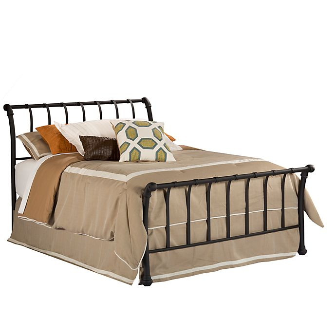 Alternate image 1 for Hillsdale Janis Bed Set with Rails