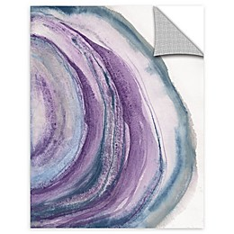 Chris Paschke Watercolor Geode II Vinyl Wall Decal