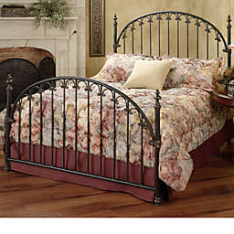 Hillsdale Kirkwell Bed Set with Rails