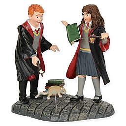 Harry Potter Village Wingardium Leviosa Figurine