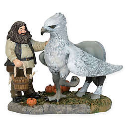 Harry Potter Village A Proud Hippogriff, Indeed Figurine