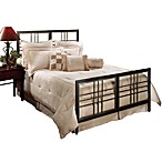 Hillsdale Tiburon Queen Bed Set with Rails