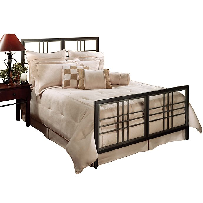 Alternate image 1 for Hillsdale Tiburon Complete Bed Set with Rails