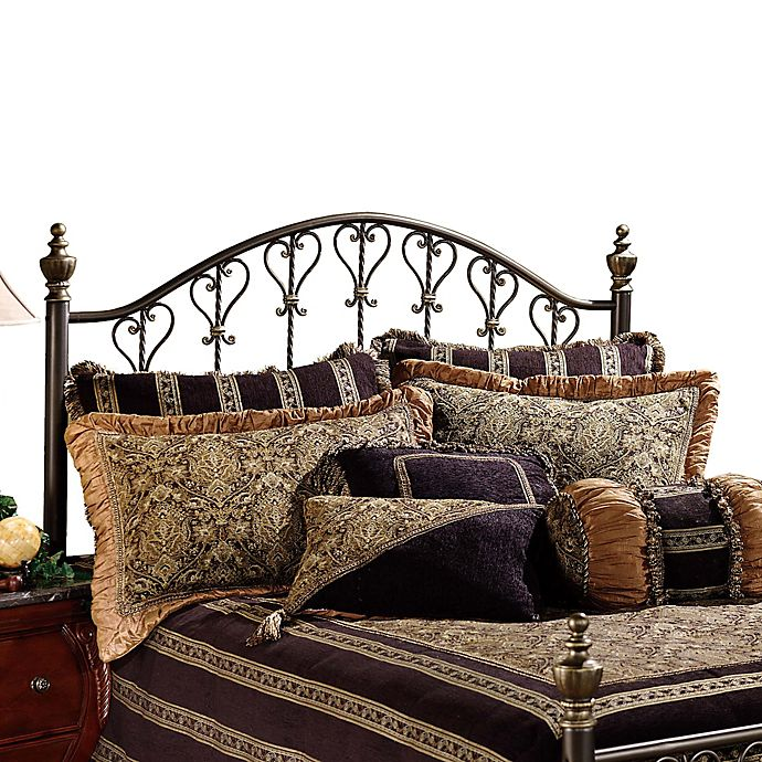 Alternate image 1 for Hillsdale Huntley King Headboard with Rails