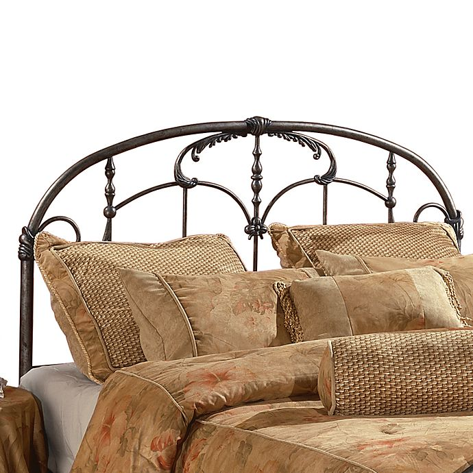 Alternate image 1 for Hillsdale Jacqueline King Headboard with Rails