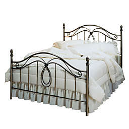 Hillsdale Milano Queen Bed Set with Rails