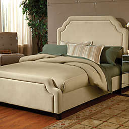 Hillsdale Carlyle Queen Bed in Buckwheat