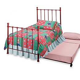 Hillsdale Molly Twin Bed with Trundle & Deck