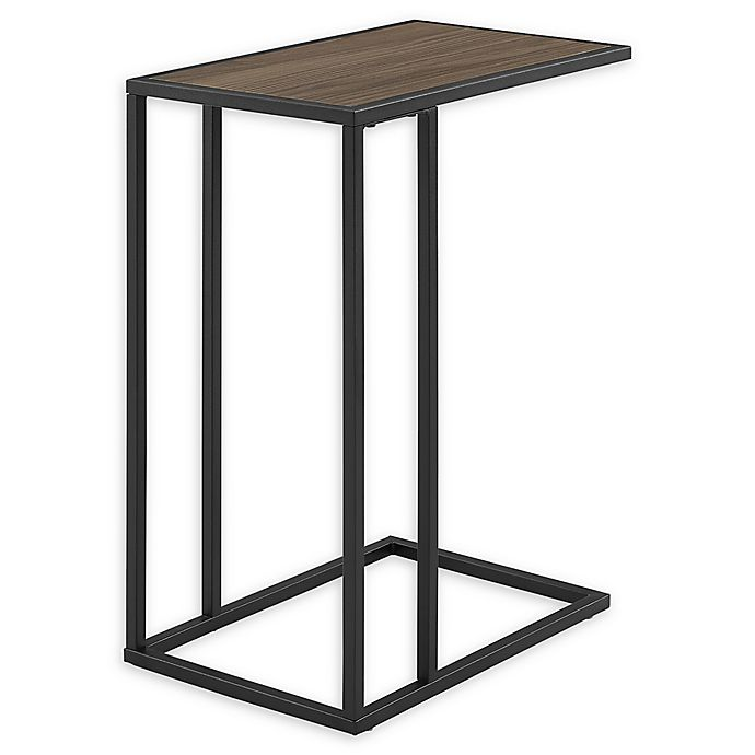 Alternate image 1 for Forest Gate C-Shaped Side Table