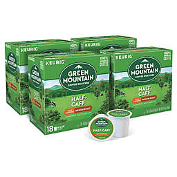 Green Mountain Coffee® Half-Caff Keurig® K-Cup® Pods Value Pack 72-Count