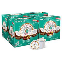 The Original Donut Shop® Coconut Mocha Coffee Keurig® K-Cup® Pods 72 Count