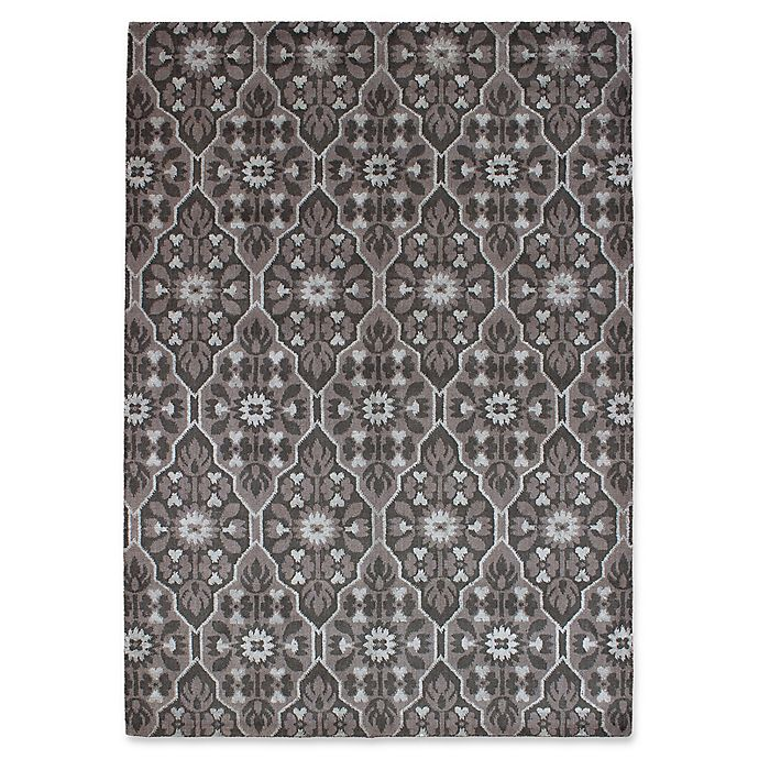 Alternate image 1 for ECARPETGALLERY Luribaft Gabbeh Riz Hand-Knotted Area Rug