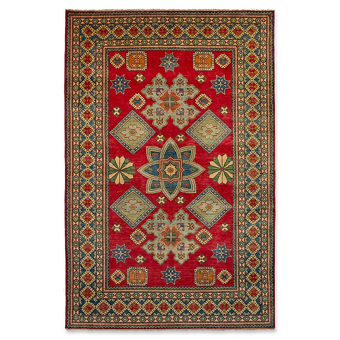 Alternate image 1 for ECARPETGALLERY Finest Gazni Hand-Knotted Area Rug