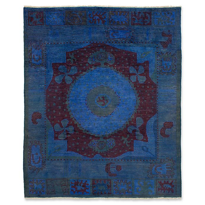 Alternate image 1 for ECARPETGALLERY Vibrance Hand-Knotted Area Rug