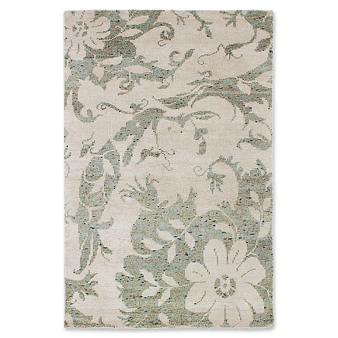Alternate image 1 for ECARPETGALLERY One of a Kind Sari Silk 3'10 x 5'11 Hand-Knotted Area Rug