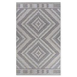 Couristan® Harper Mali 7'6 x 10'9  Accent Rug in Taupe