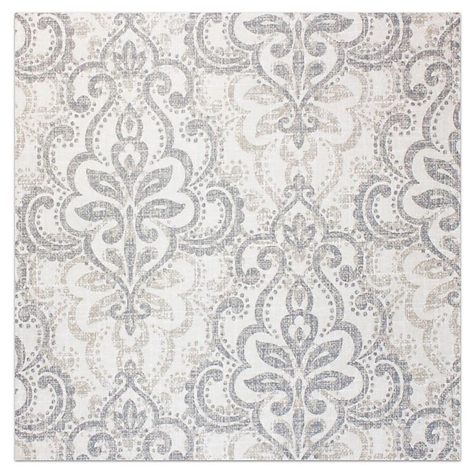 Alternate image 1 for Destination Summer Carina Square Placemat in Beige