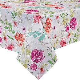 Spring Medley Floral Table Linen Collection