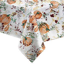 Bardwil Linens Autumn Meadow Tablecloth in Green