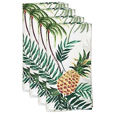 Tommy Bahama® Paraguay Pineapple Napkins (Set of 4)