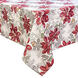 Tommy Bahama® Tropical Poinsettia Tablecloth in Ivy