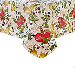 Everyday Fruits Vinyl Tablecloth