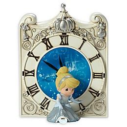 Precious Moments® Disney® Cinderella Table Clock