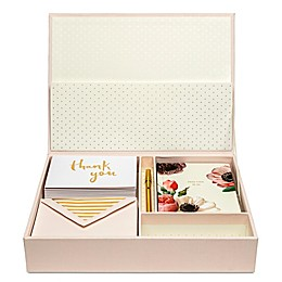 kate spade new york® Blushing Bridal Keepsake Box in Pink