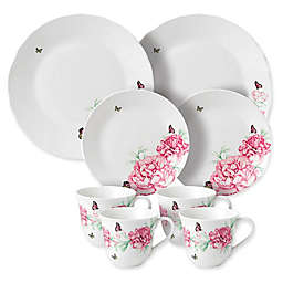 Miranda Kerr for Royal Albert Everyday Friendship 16-Piece Dinnerware Set
