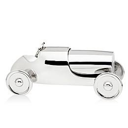 Godinger Race Car Cocktail Shaker in Stainless Steel