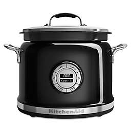 KitchenAid® 4 qt. Multi-Cooker in Onyx Black