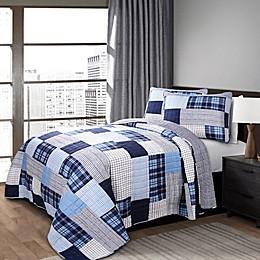 Lush Decor Greenville Reversible Quilt Set