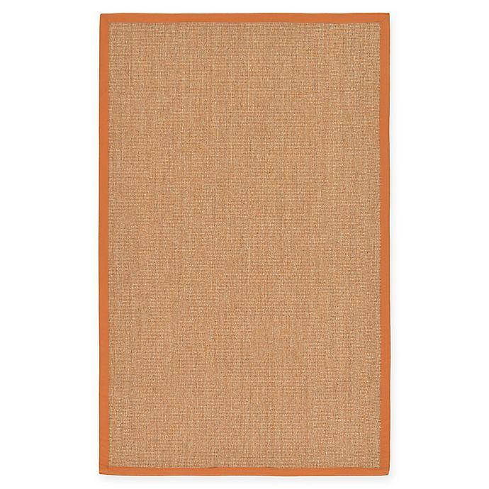 Alternate image 1 for Unique Loom Sandy Sisal Powerloomed Area Rug