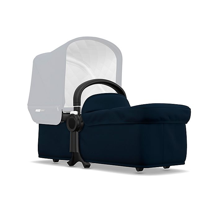 Alternate image 1 for Bugaboo Donkey2 Classic Twin Set in Dark Navy
