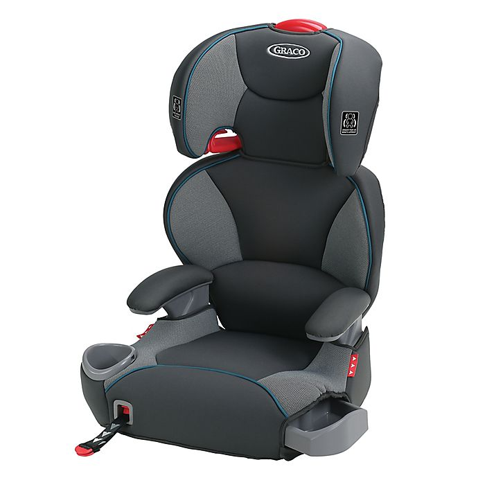 Alternate image 1 for Graco® TurboBooster® LX Highback Booster Seat in Seaton™