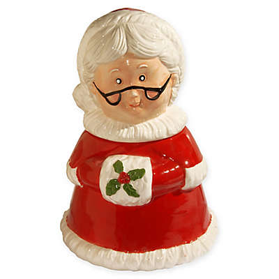 National Tree Company 11-Inch Mrs. Claus Cookie Jar