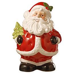 National Tree Company 10-Inch Santa Claus Cookie Jar