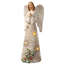 National Tree Company 11.6-Inch Lighted Angel